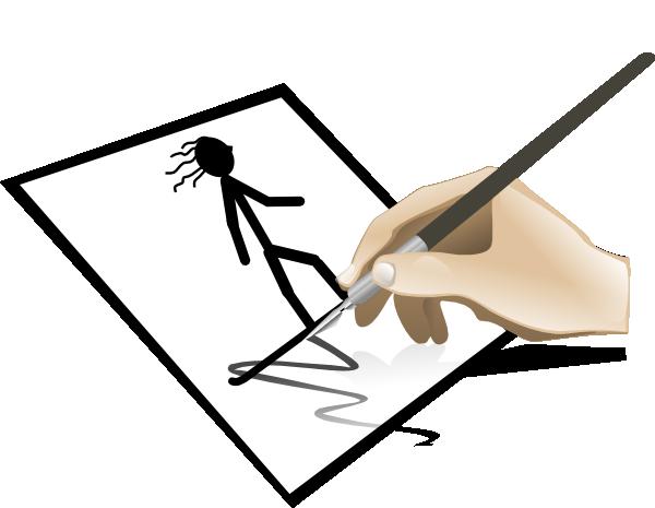 Clip art at clker. Draw clipart