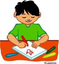 Drawing clipart. Kids clip art at