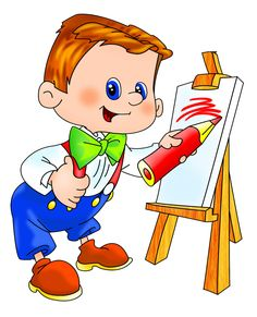 Kids h ada googlom. Draw clipart