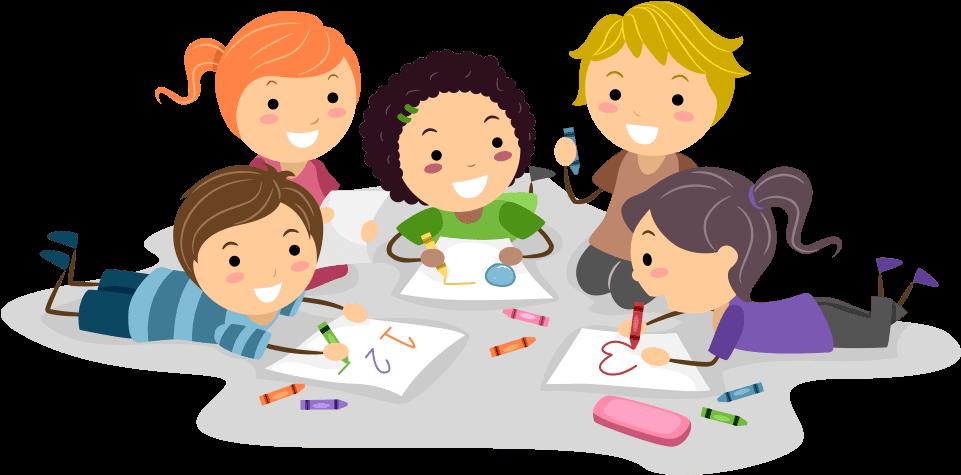 Planet kids nursery illustration. Draw clipart kid draw