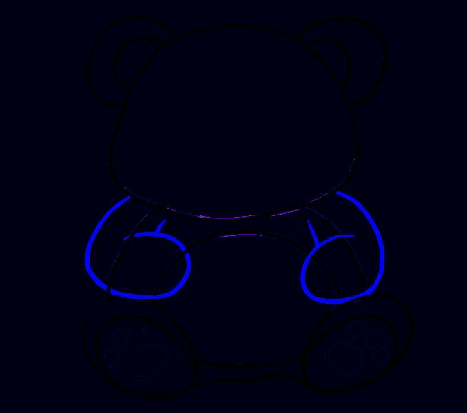 Panda cartoon at getdrawings. Draw clipart math drawing