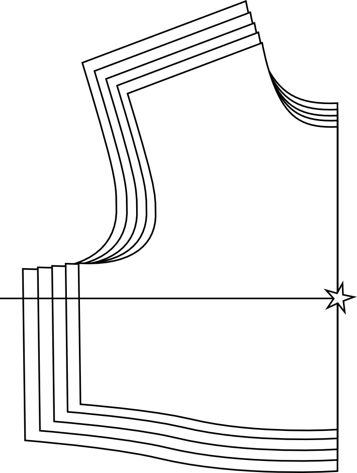 The design loft grading. Draw clipart mini drafter