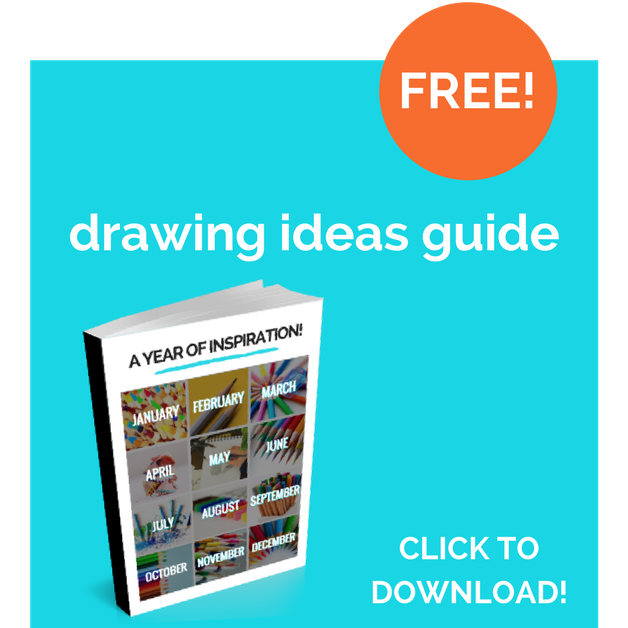 Draw clipart pencil grip. How to for beginners