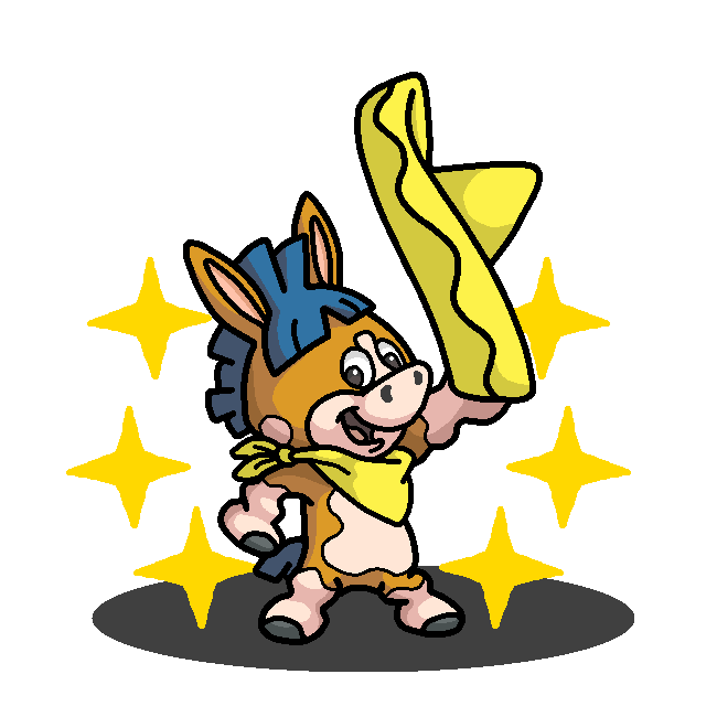 Mudbray baba looey the. Draw clipart show and tell