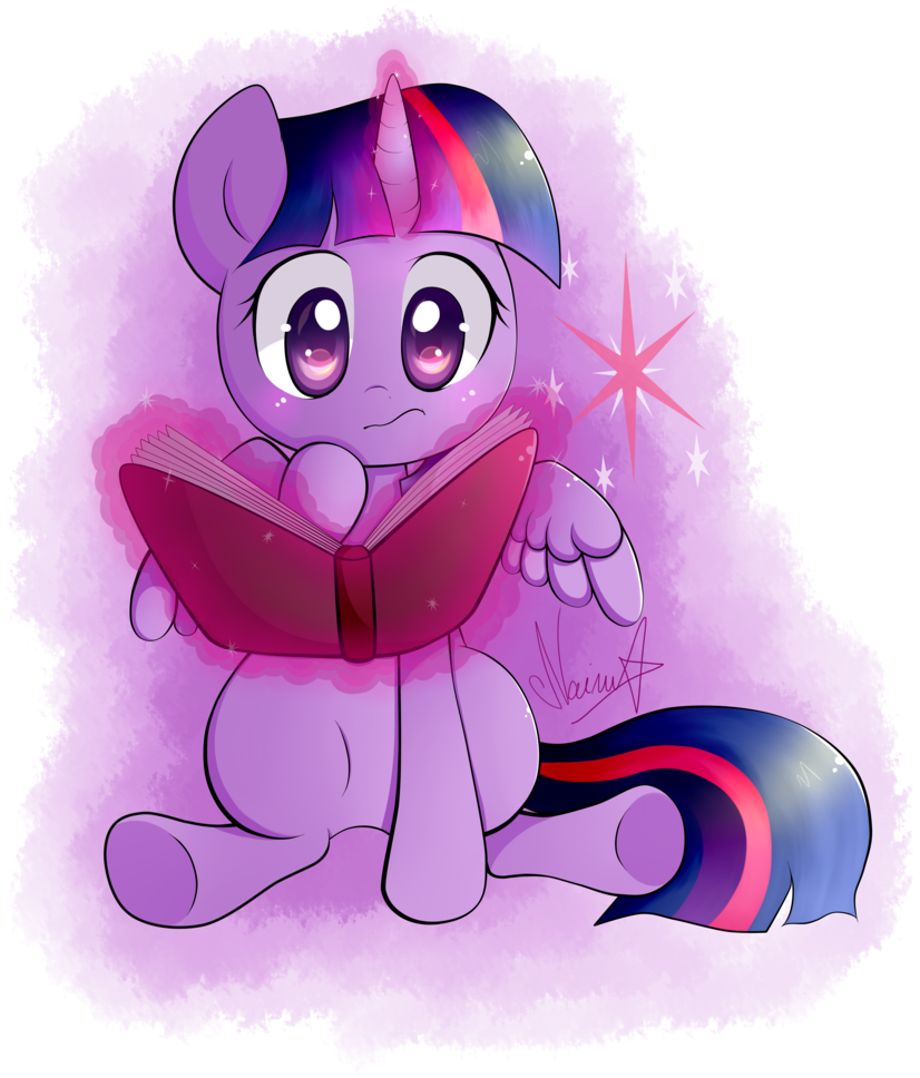 Twilight sparkle by nairua. Draw clipart studious