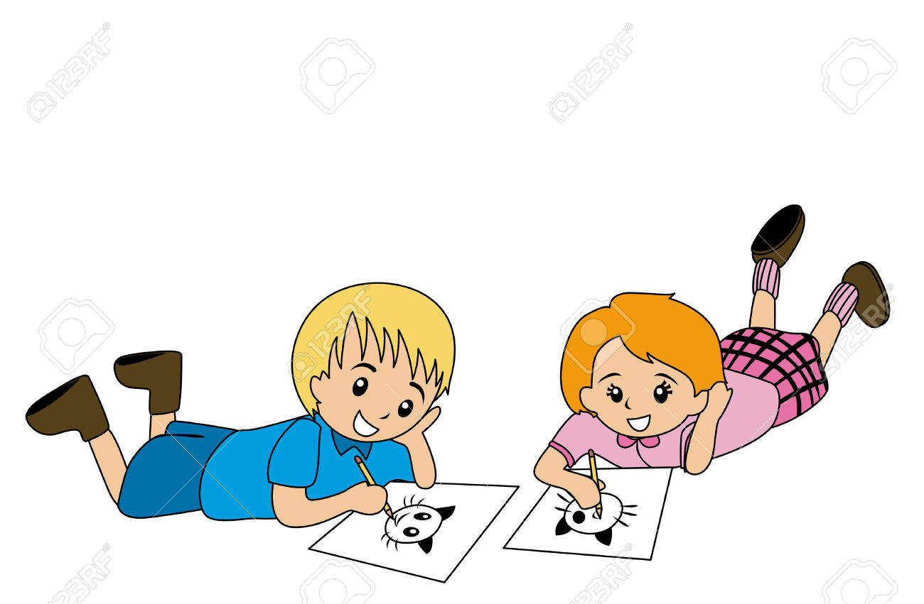 Draw clipart toddler. Free download best on