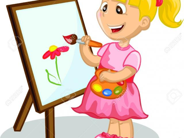 Drawing clipart student. Free download best