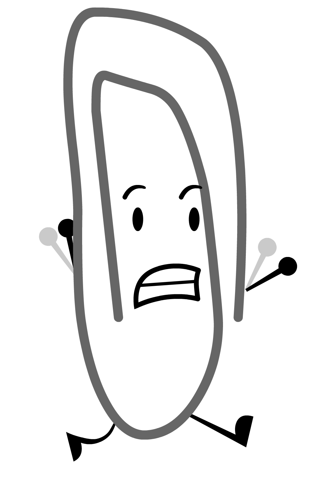 Dreaming clipart bubble head. Image clippy bfdi png
