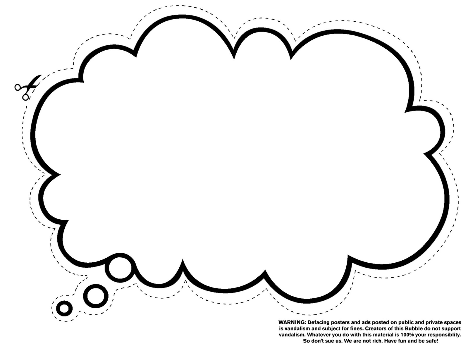 Free coloring pages of. Dream clipart bubbles