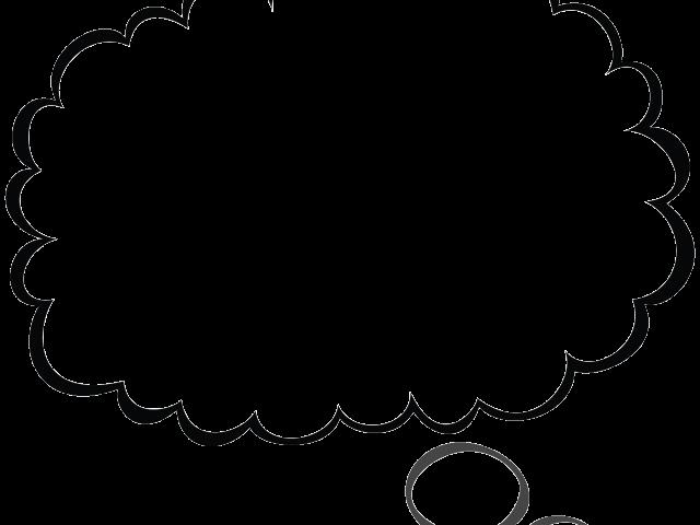 Dream clipart bubbles. Thought bubble template free