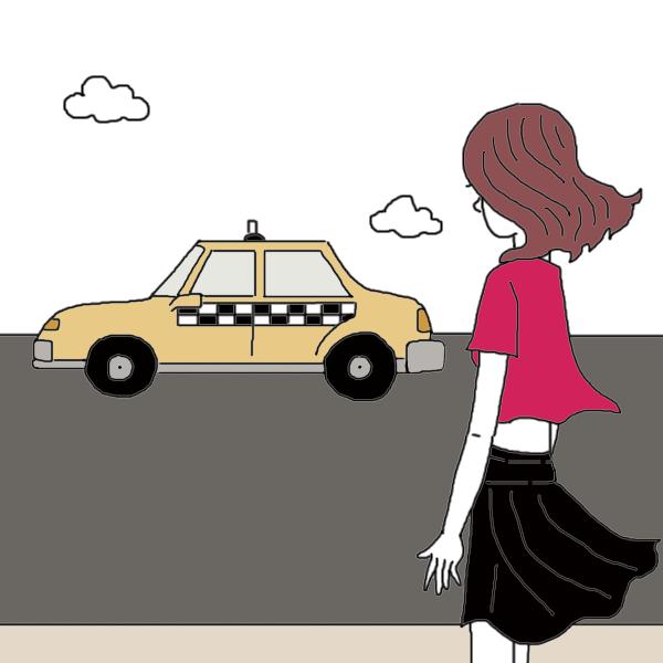 Taxi dictionary interpret now. Dreaming clipart dream car