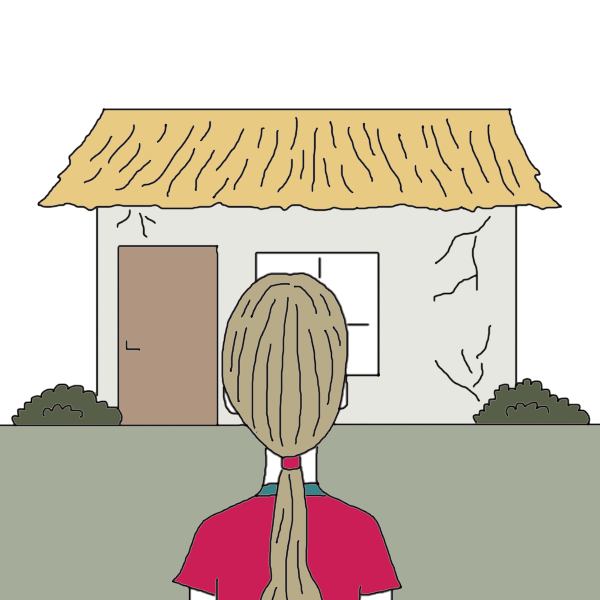 Dreaming clipart dream home. Old house meaning interpret