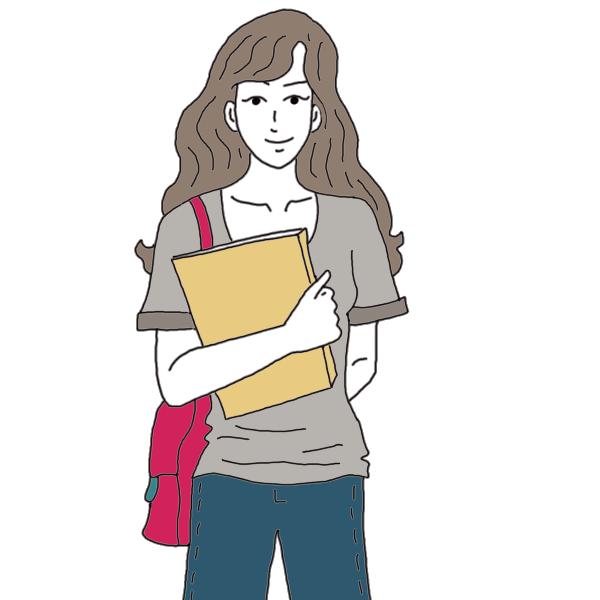 College girl dream dictionary. Dreams clipart femininity