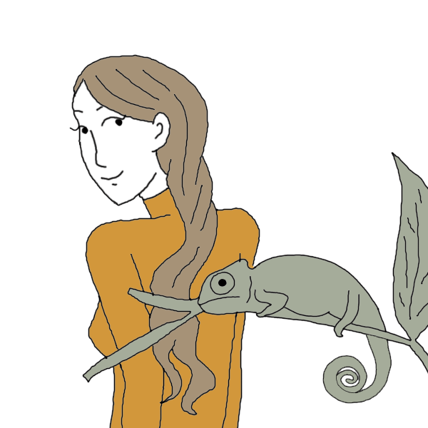 Dreaming clipart day dreaming. Chameleon dream dictionary interpret