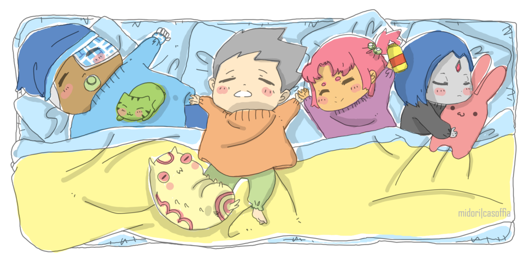 Time for tiny titans. Dreaming clipart nap