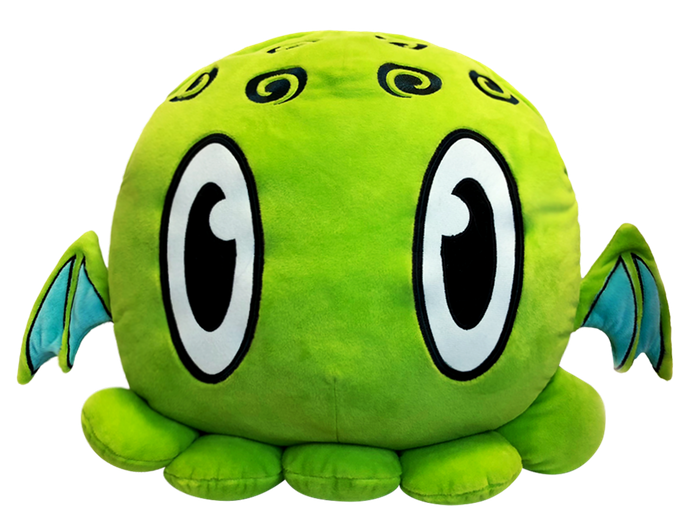 C is for cthulhu. Dream clipart pillow blanket