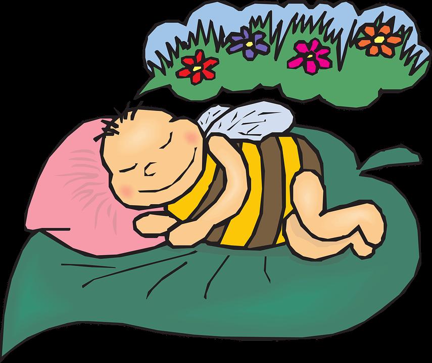 dreams clipart bedtime