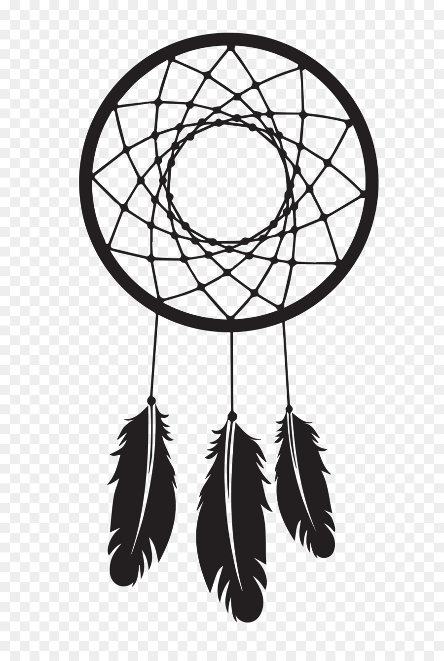 Royalty free stock photography. Dreamcatcher clipart