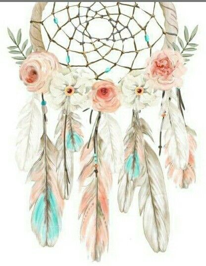 Pin by tracy packard. Dreamcatcher clipart boho chic