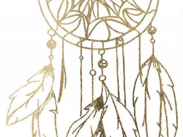 Dreamcatcher clipart gold. Free download clip art
