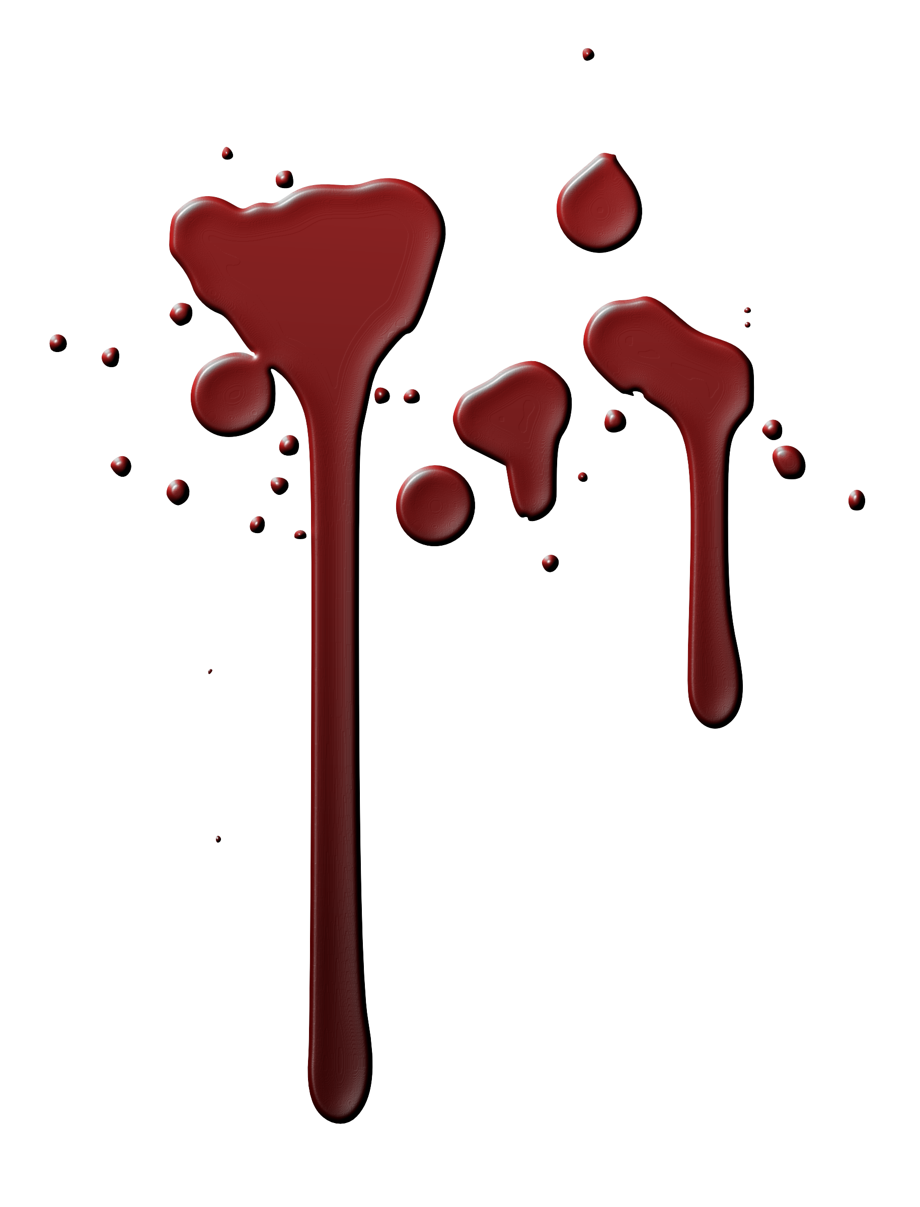 Dripping blood png. Clipart ink drop pencil