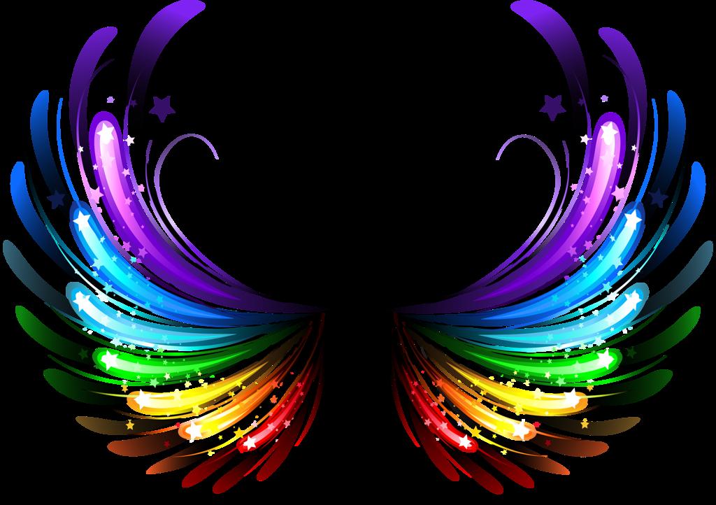 Dreamcatcher clipart rainbow.  soloveika faries gardens