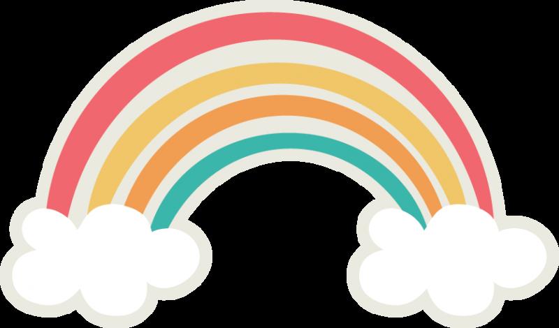 Dreamcatcher clipart rainbow. Svg cut file for