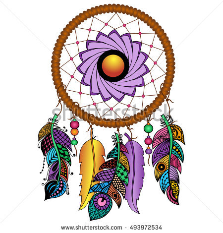 Dream catcher free download. Dreaming clipart colorful