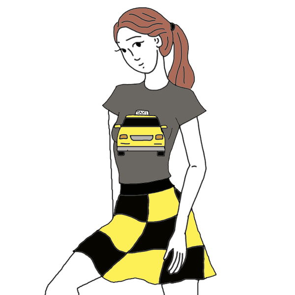 Cab or taxi dream. Dreaming clipart conversation box