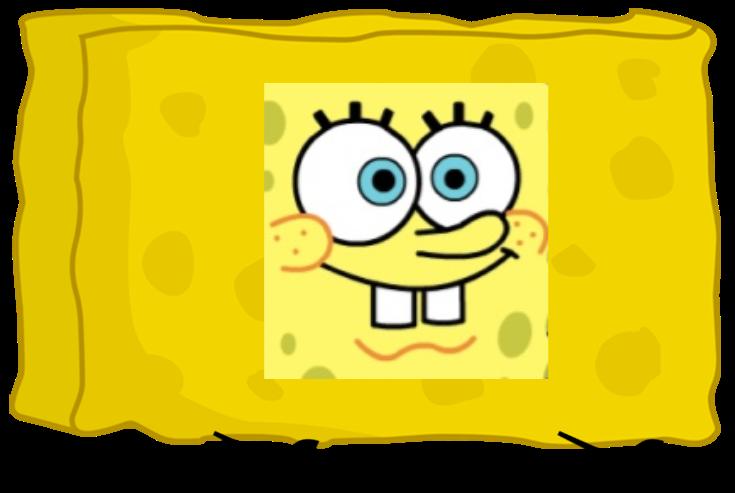 Image spongy bob png. Dreaming clipart conversation box