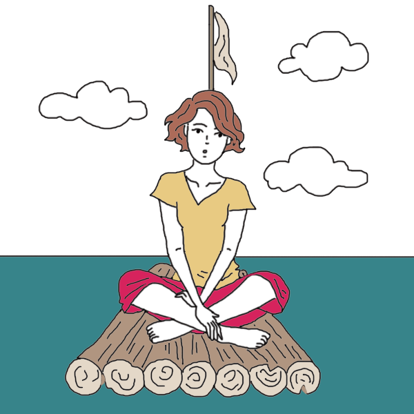 Worry clipart tumultuous. Raft dream dictionary interpret