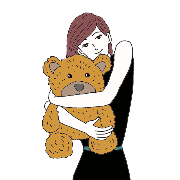 Dreams about bears interpret. Dreaming clipart imagery