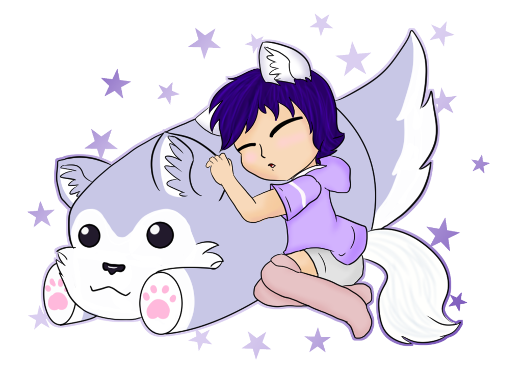 Dreaming clipart nap. Co time by darkdreamingblossom