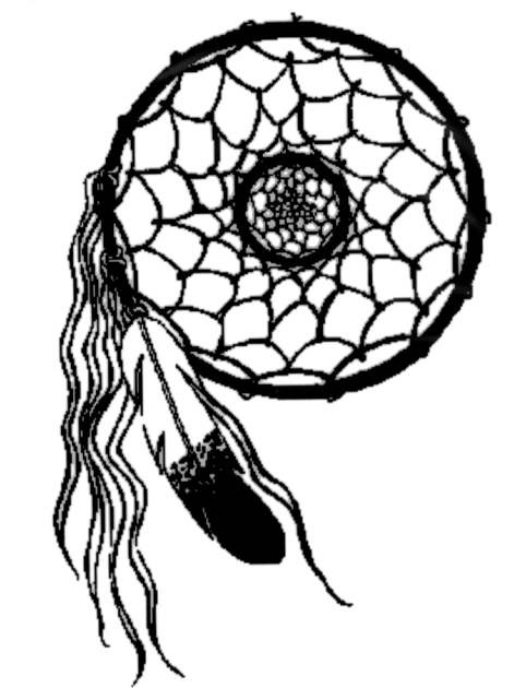 Collection of dream catcher. Dreaming clipart simple