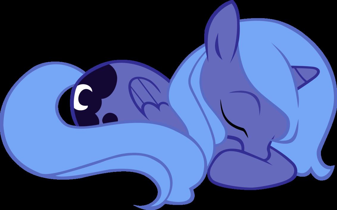 Luna by kurokaji on. Dreaming clipart sleepy moon