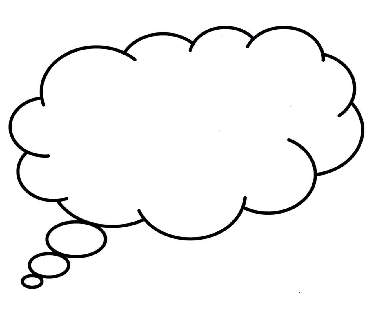 Dreaming clipart talk bubble. Free thought download clip