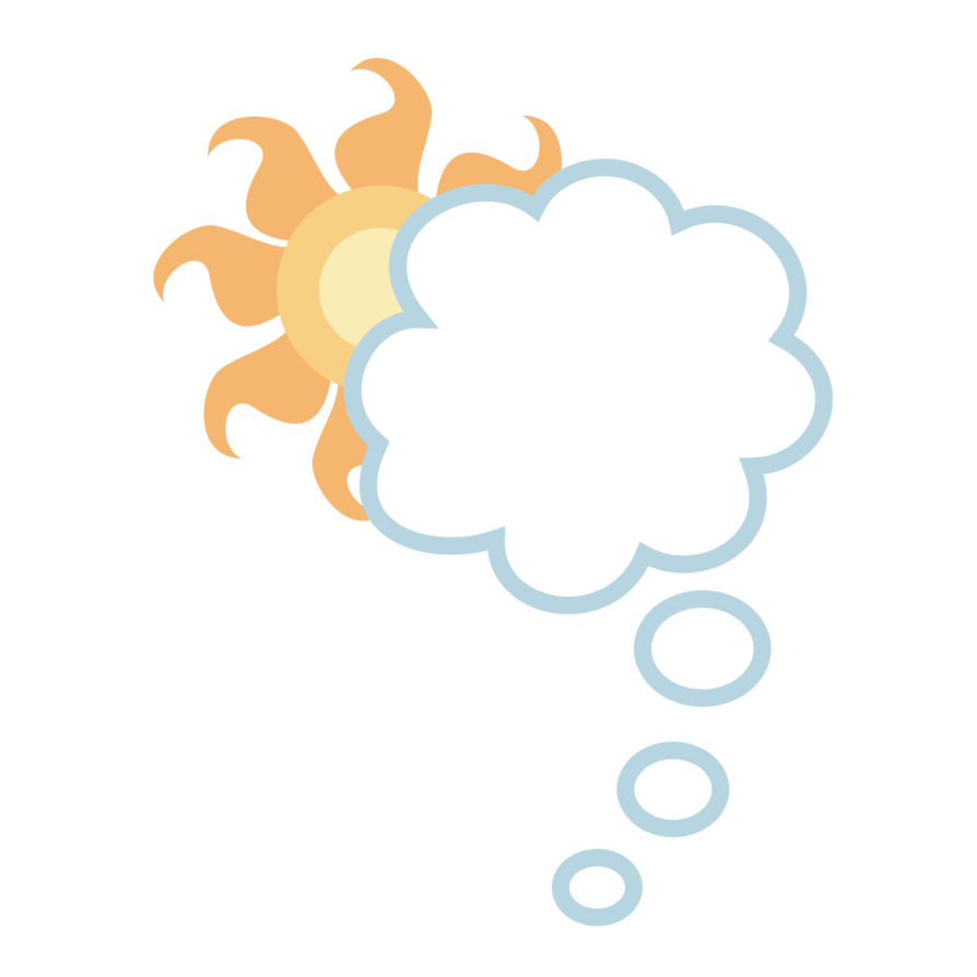 dreams clipart day dreaming