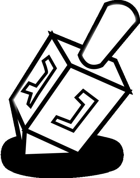 Dreidel clipart. Free images download clip