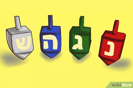 Dreidel clipart blank. How to play steps