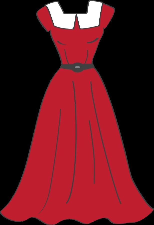 Clip art images onclipart. Dress clipart