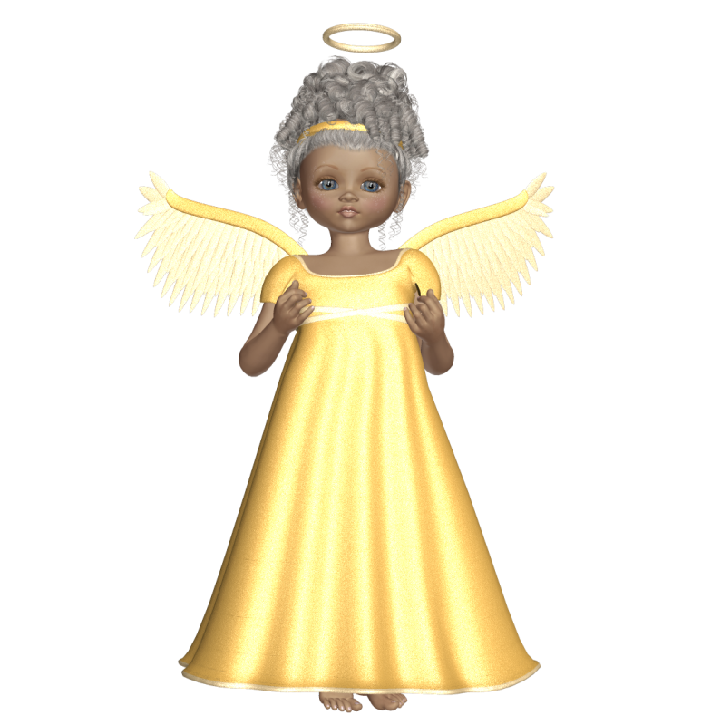 Dress clipart beach dress. Cute d angel with