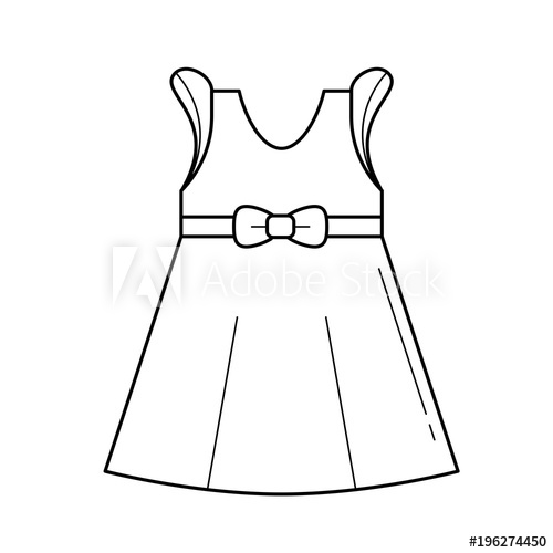 Pants . Dress clipart black and white