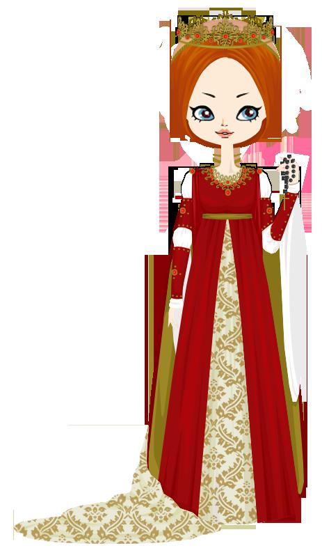 Theodora empress of bizantine. Queen clipart queen isabella