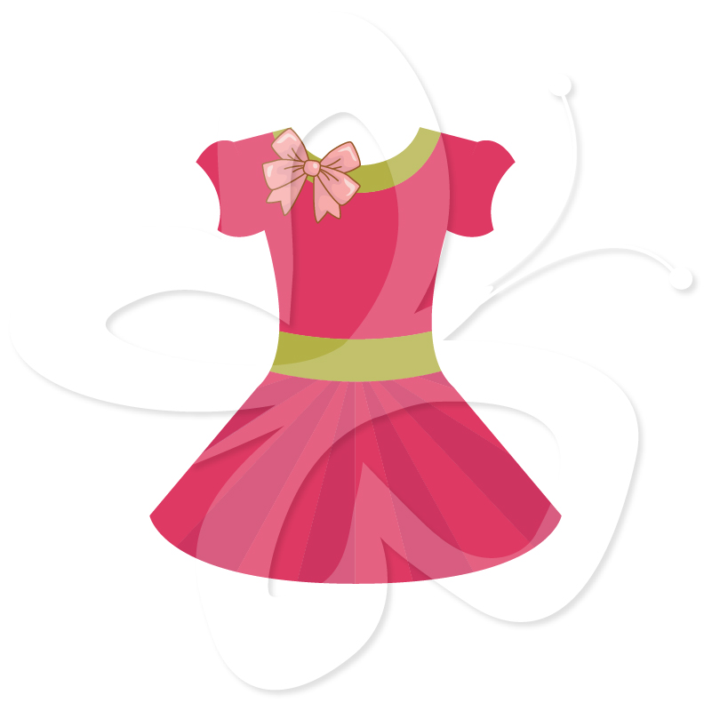 Kid clothes free download. Dress clipart cloth