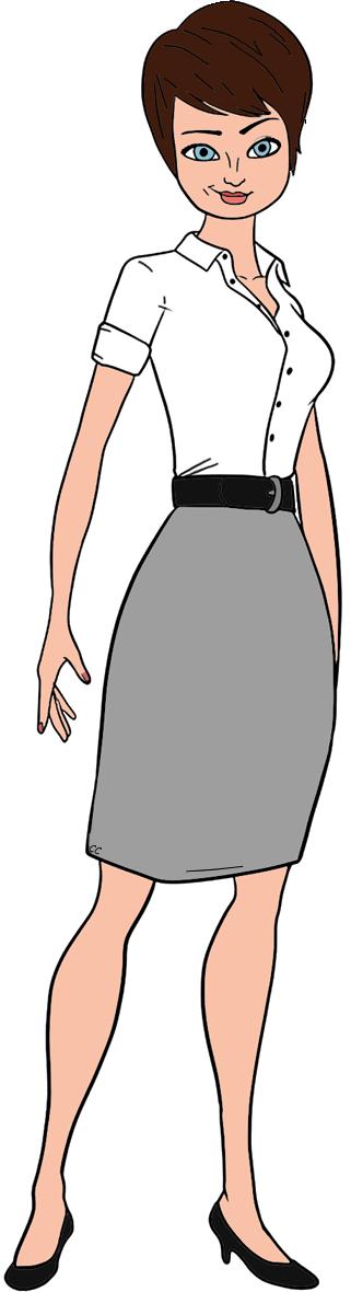 Dress clipart colored. Megamind clip art cartoon