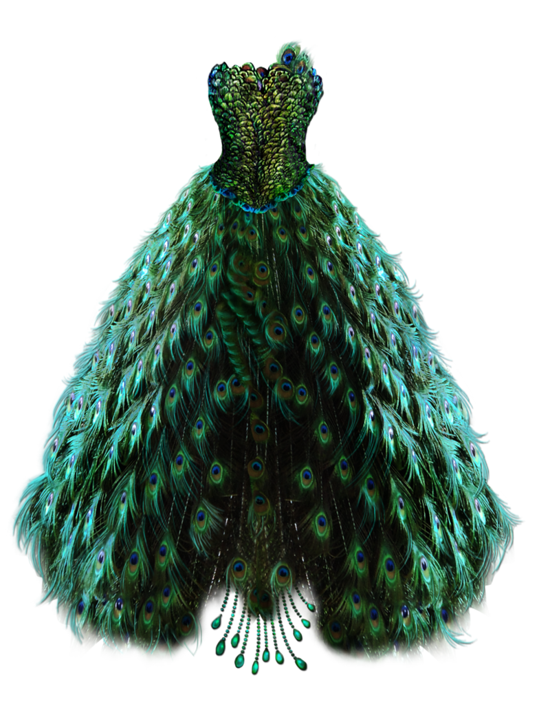 Professional clipart professional dress. Emerald peacock by brookegillette
