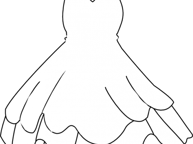 Dress clipart easy. Free white download clip
