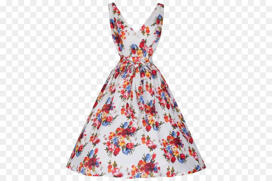 Wedding vintage clothing fashion. Dress clipart floral dress