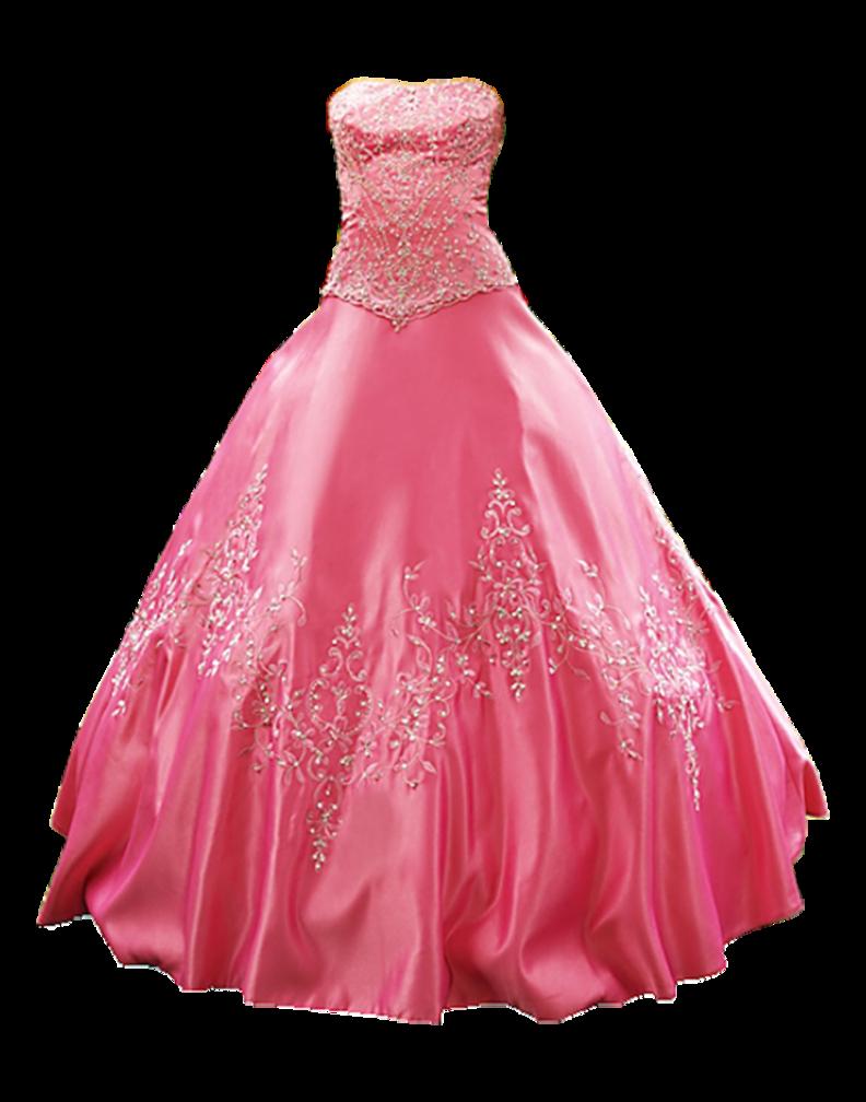 Cinderella png stock by. Dress clipart flower girl dress