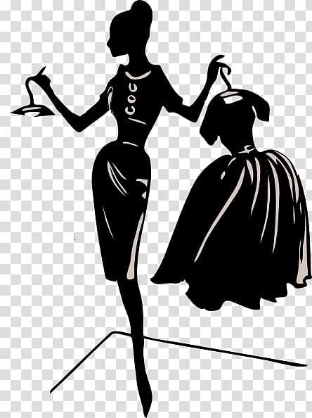 Clothing fashion woman creative. Dress clipart gambar